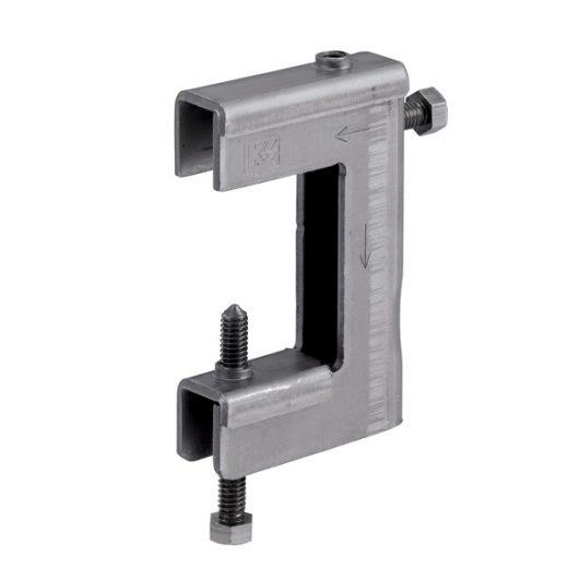 KS H形鋼・C形鋼用吊金具 KSグリッパー2型 9×50用